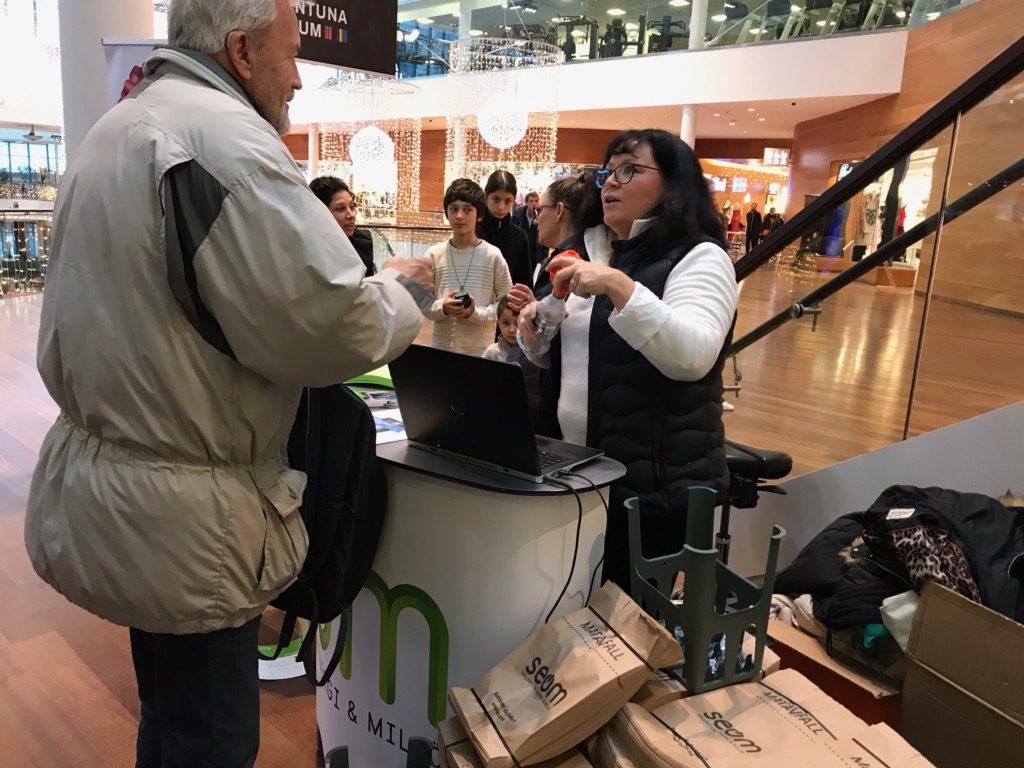 SEOM informerar om Matavfall i Centrum