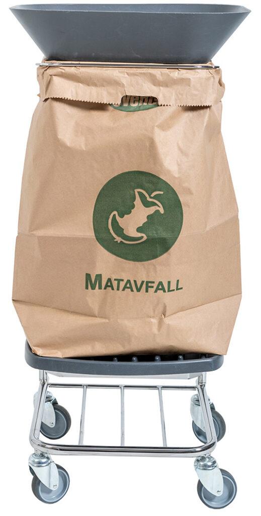 3045MAT - Matavfallssäck - Säck för Matavfall från Svenco